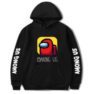 Sudadera among us