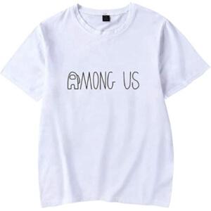 Camiseta de manga corta Among Us