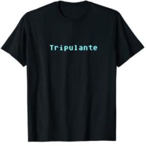 Camiseta manga corta hombre tripulante Among Us