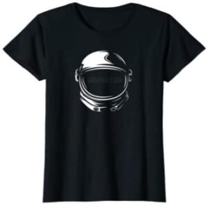 Camiseta manga corta mujer impostor astronauta Among Us
