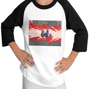 Camiseta manga larga camara de muerte Among Us