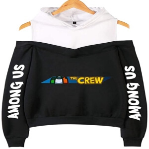 Camiseta y sudadera con capucha the crew Among Us
