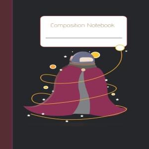 Cuaderno composition original Among Us