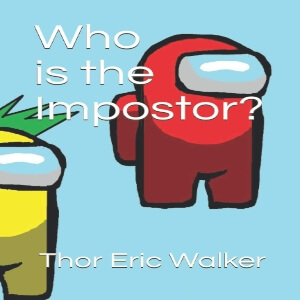Cuaderno who is the impostor Among Us