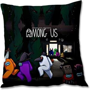 Fundas de cojines y de almohadas Among Us