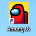 Acceso directo en PC Among Us