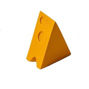 Accesorio del queso de las cajas sorpresa de Among Us