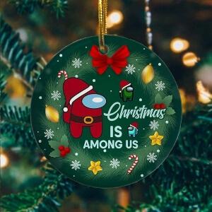 Adorno christmas is Among Us