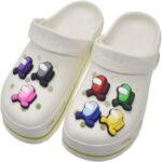 Adornos para zapatos de Among Us