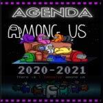 Agendas con diseños exclusivos de among us