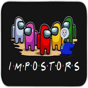 Alfombra impostors Among Us