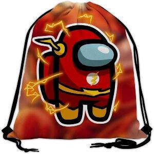 Bolsa con cordones super personaje Among Us