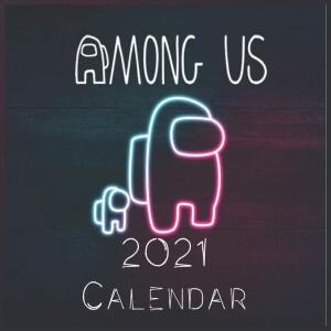 Calendario 2021 Among Us