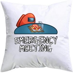 Cojin emergency meeting Among Us