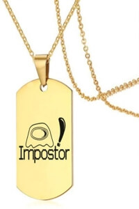 Collar impostor Among Us