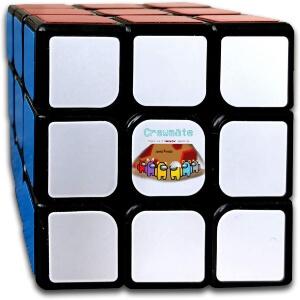 Cubo de Rubik crewmate Among Us