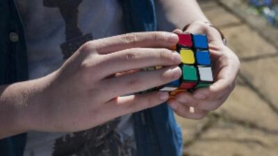 Cubo de Rubik de Among Us