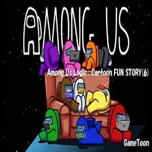 Cuento cartoon fun story 6 Among Us