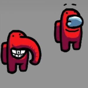 Diseños descartados de personajes de Among Us