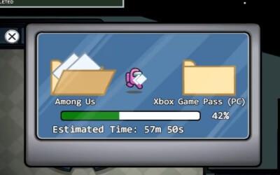 Lanzamiento de Among Us en Xbox Game Pass
