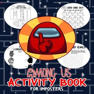 Libro-de-actividades-personaje-con-mano-Among-Us