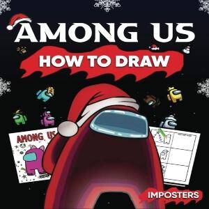 Libro dibujar impostores Among Us