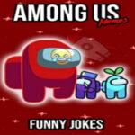 Libro memes con chistes graciosos Among Us