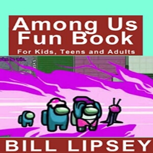 Libro memes y risa Among Us