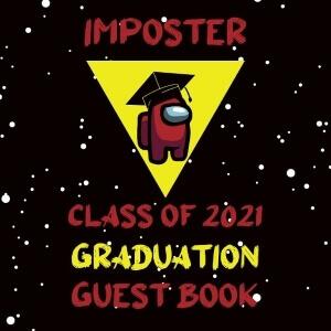 Libros graduacion Among Us