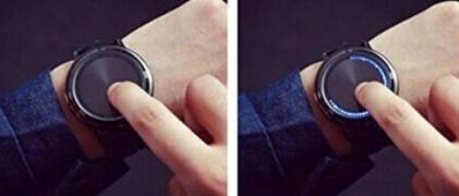 Luz relojes digitales Among Us