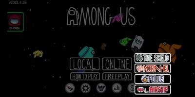 Mas información para jugar al modo libre de Among Us