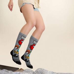 Mejores calcetines de Among Us