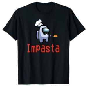 Mejores camisetas de Among Us