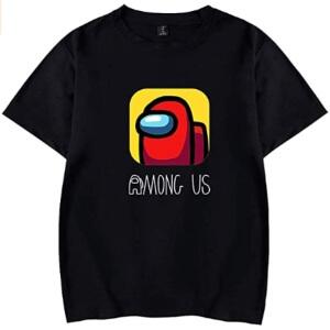Mejores camisetas de manga corta de Among Us