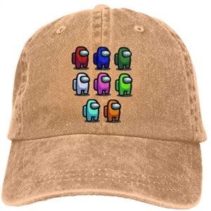 Mejores gorras de Among Us