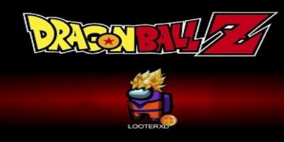Mod de Dragon Ball en Among Us