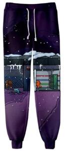 Pantalon chandal polus nevado Among Us