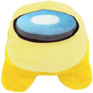 Peluche algodon personaje amarillo Among Us