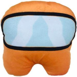 Peluche personaje naranja grande Among Us