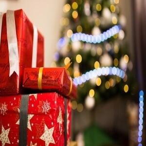 Productos Among Us para Navidad