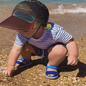 Sombreros de sol de Among Us