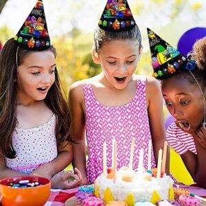 Sombreros para fiesta de Among Us