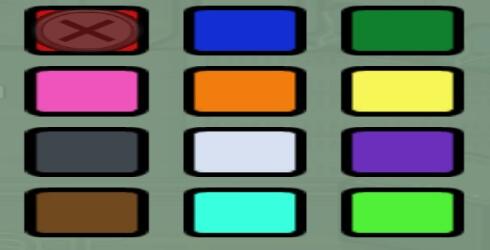 Todos los colores personajes Among Us
