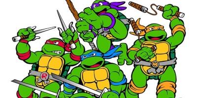 Tortugas ninja en Among Us