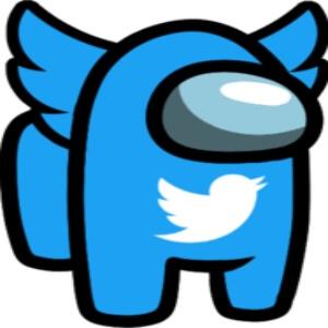 Twitter oficial de Among Us