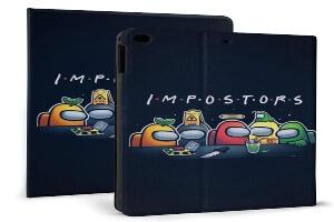 Unas fundas para tablet de Among Us