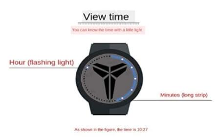 Ver la hora relojes digitales Among Us